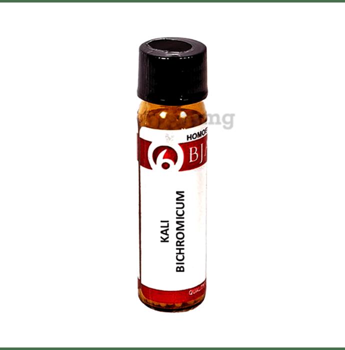Bjain Kali Bichromicum Globules 6 CH
