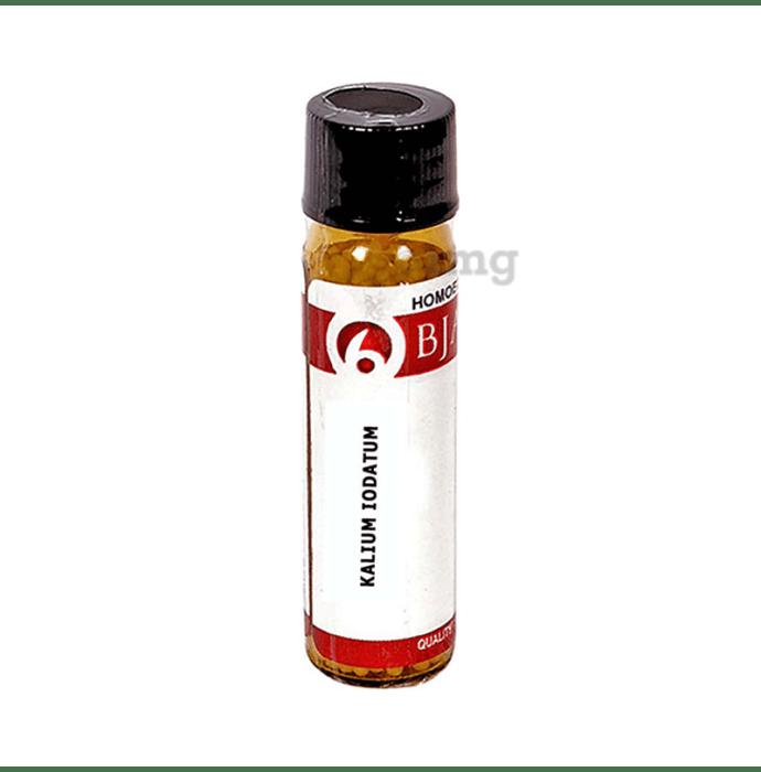 Bjain Kalium Iodatum Globules 200 CH