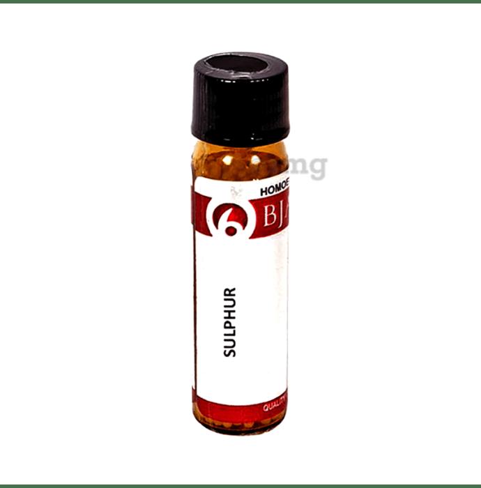 Bjain Sulphur Globules 12 CH