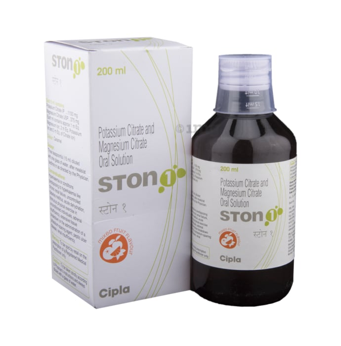 Ston 1 Oral Solution Mixed fruit