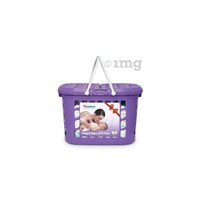 Himalaya Happy Baby Gift Pack – Mega Basket Various