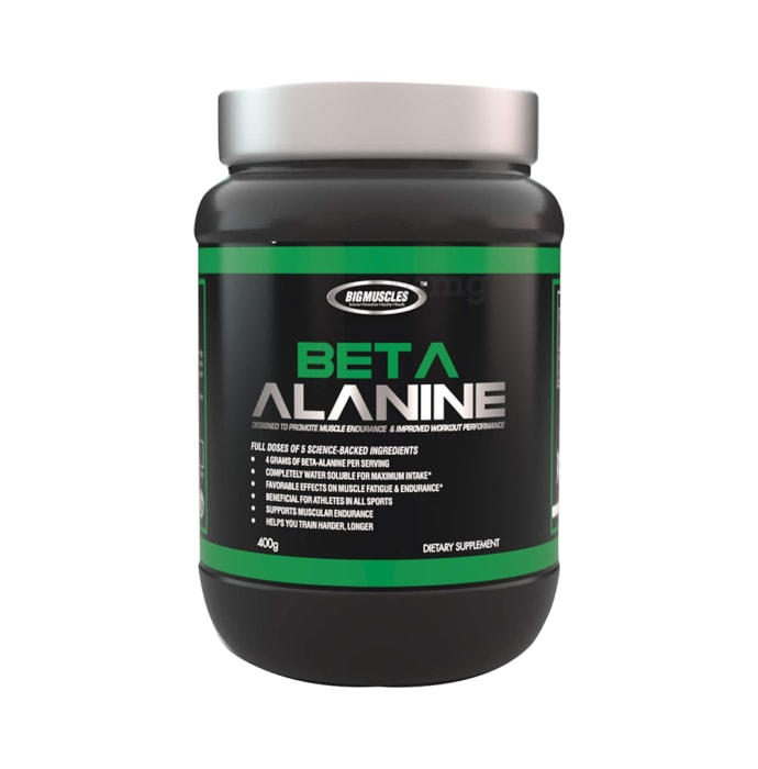 Big  Muscles Beta Alanine
