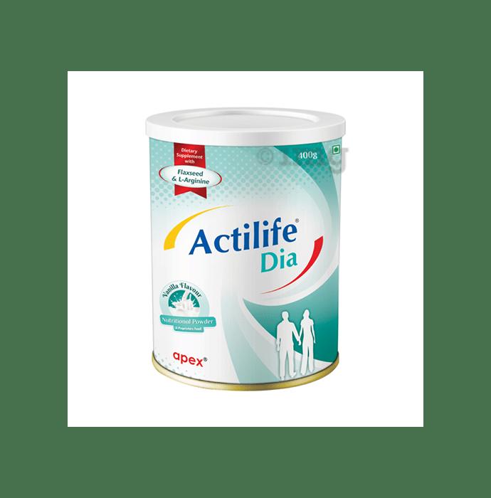 Actilife Dia Powder Vanilla
