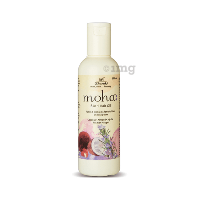 Moha 5 in 1 Hair Oil