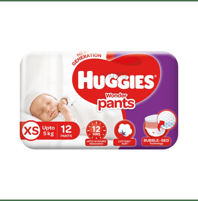Huggies Wonder Pants Diaper XS