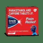 Crocin Pain Relief Tablet