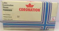 Coronation Latex Examination Glove L
