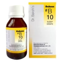 Bakson's B10 Sleep Drop