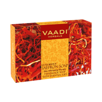 Bath & Body Vaadi Herbals Exotic Flavors Luxurious Handmade Herbals Soaps 75gm pack Of 6