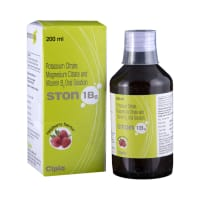 Ston 1B6 Oral Solution Raspberry