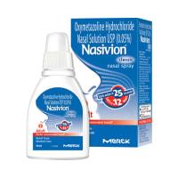 Nasivion Classic Adult 0.05% Nasal Spray