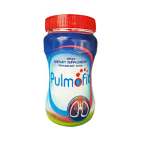 Pulmofit Powder Strawberry