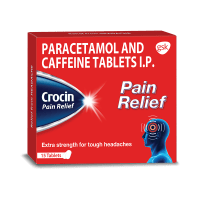 Crocin Pain Relief Tablet