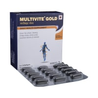 Multivite Gold Softgels