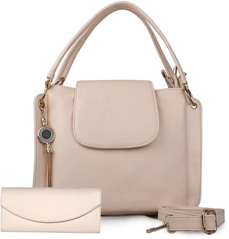 Beige Women Sling Bag Price in India