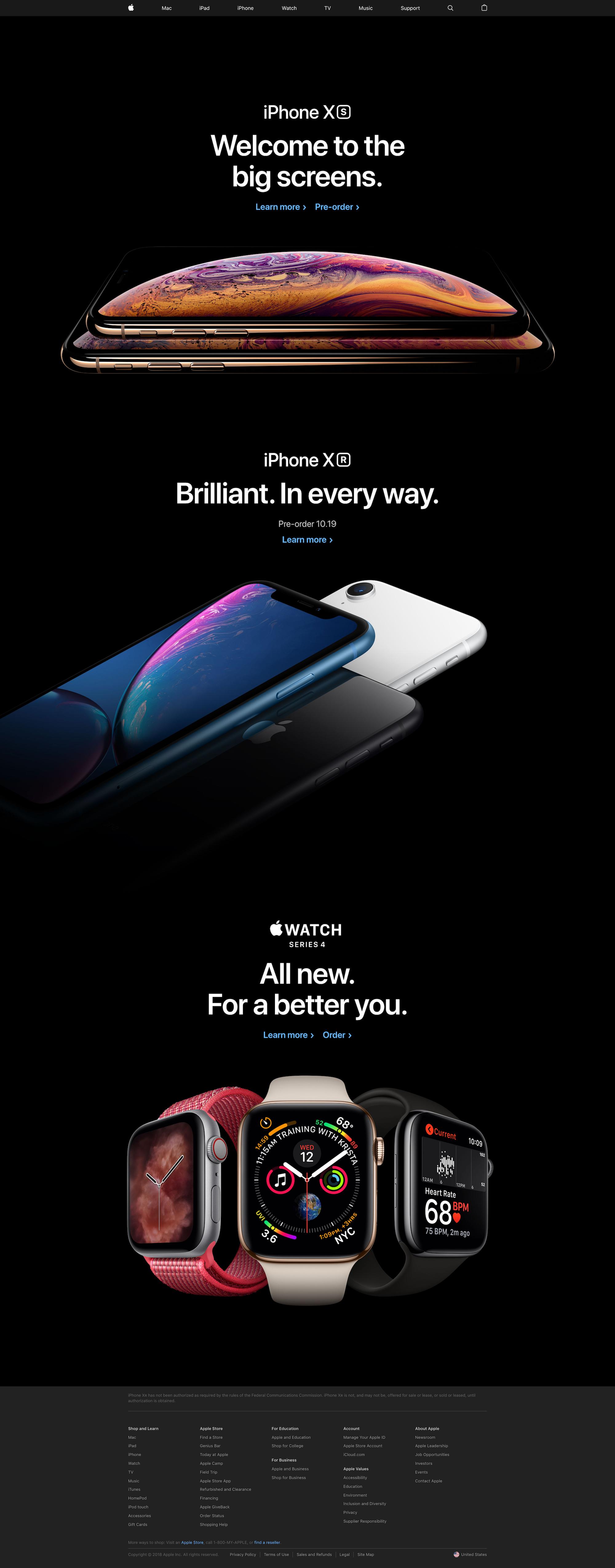 TechTee x Apple