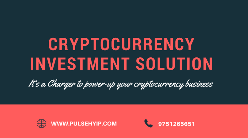 Cryptocurrency investment software – It's a stamina for your cryptocurrency investment business website