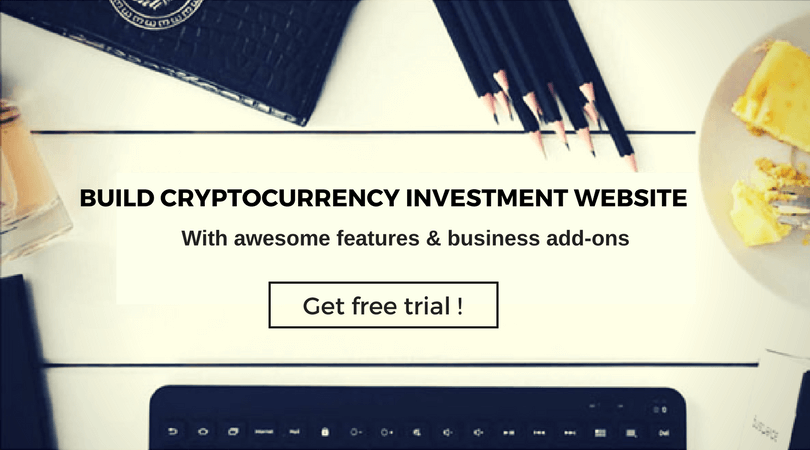 Start cryptocurrency investment business website with Pulsehyip cryptocurrency investment script