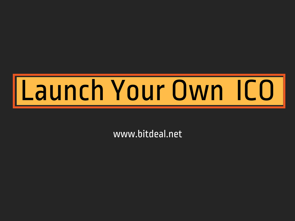 How to Create Your Own ICO Platform?