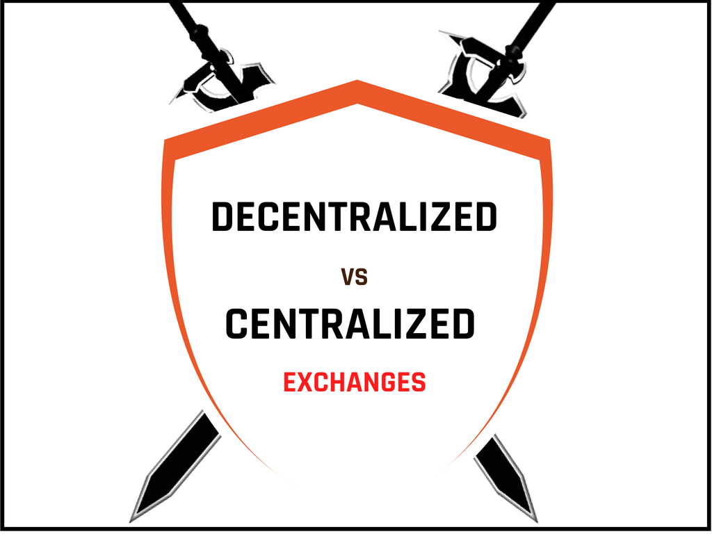 Decentralized Exchanges Vs Centralized Exchanges