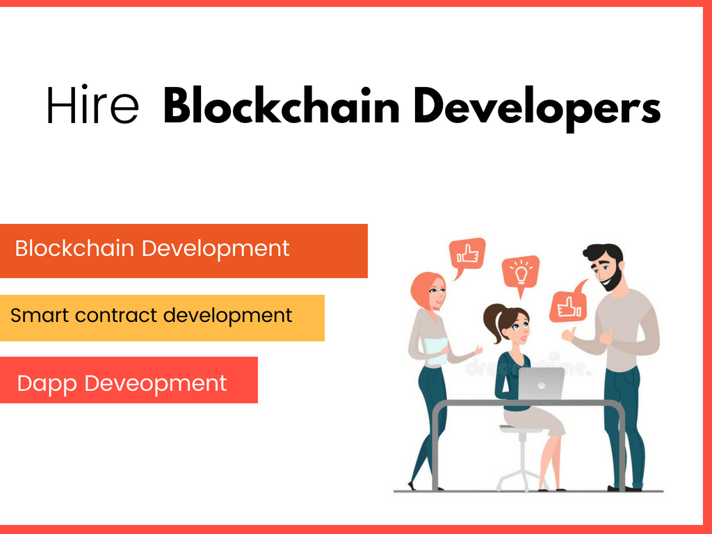 Hire Dedicated Blockchain Developers