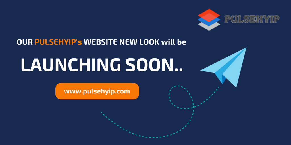 Pulsehyip's New Look will be Launching Soon!