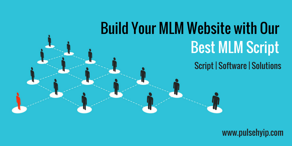 Build your MLM website with our best MLM script software