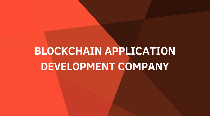 End to End Blockchain Application Development Solutions