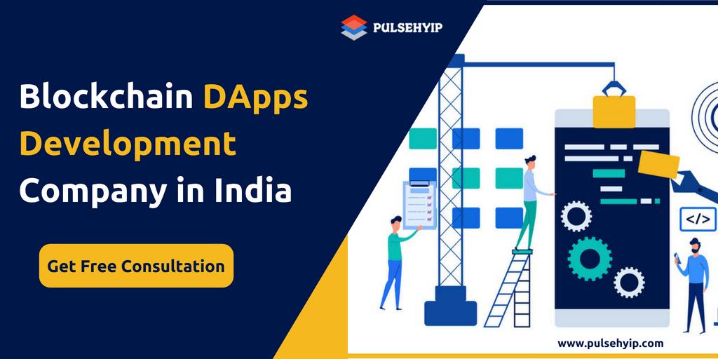 Blockchain DApps Development Company in India