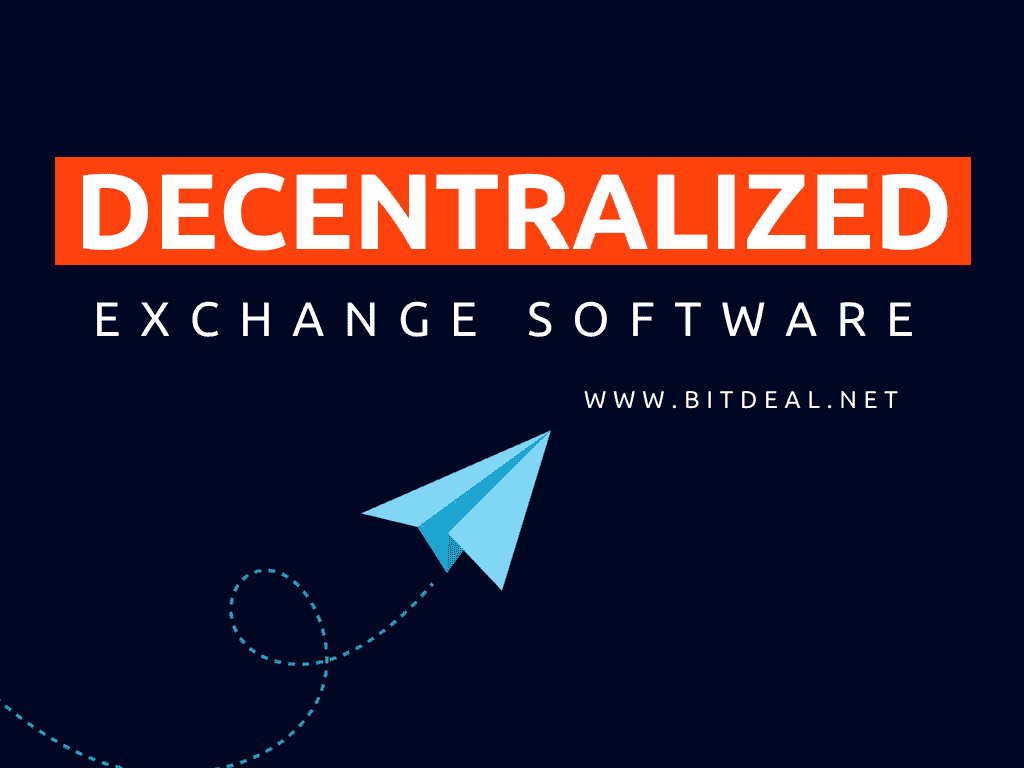 Decentralized Exchange Software