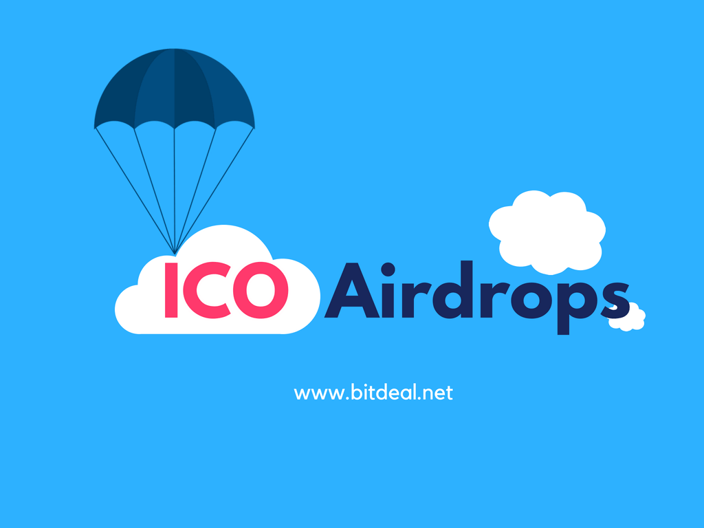 ICO Airdrops – An Effective ICO Bounty Program to Boost Token Sale