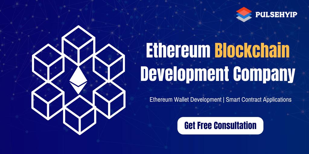 Ethereum Blockchain Development Company