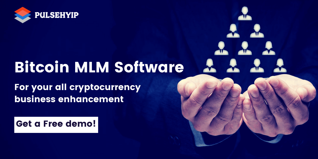 Enhance Your Cryptocurrency Businesses with Bitcoin MLM Software