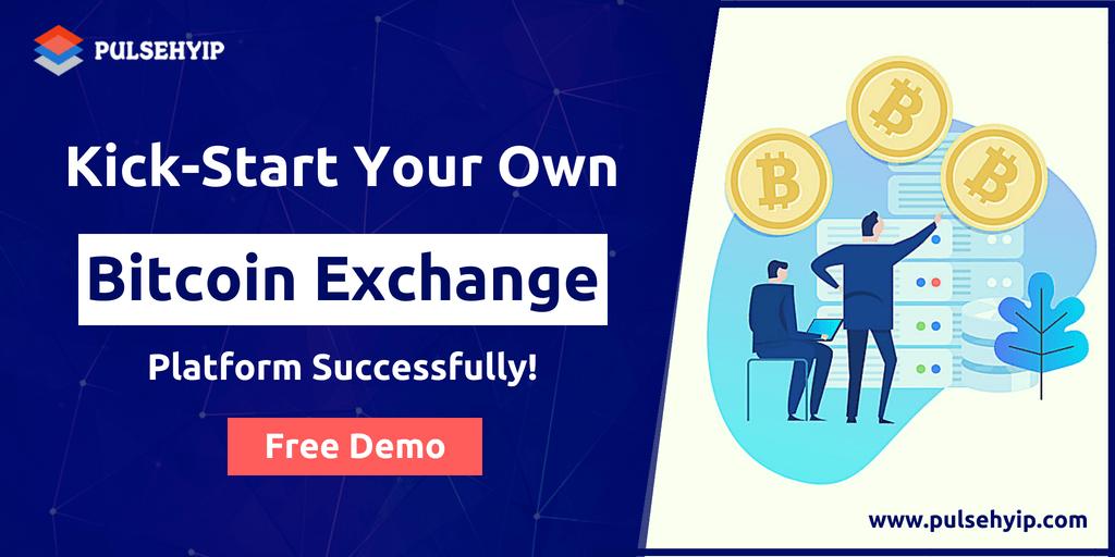Start Your Own Bitcoin Exchange Website