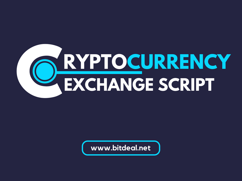 Cryptocurrency Exchange Script To Start your own Cryptocurrency Exchange Website
