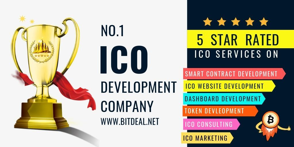 First Class ICO Development Company