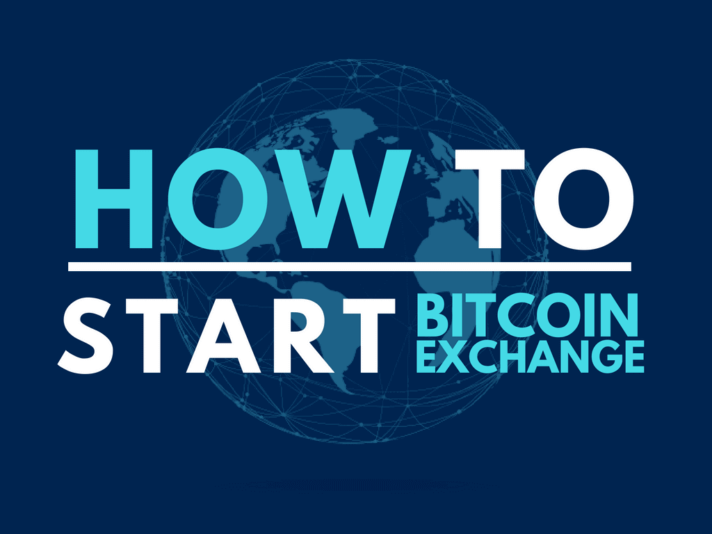 How to start a bitcoin exchange website