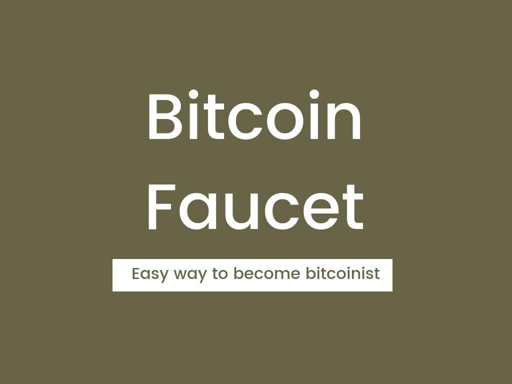 Easy Ways to Earn Money via Bitcoin Faucet