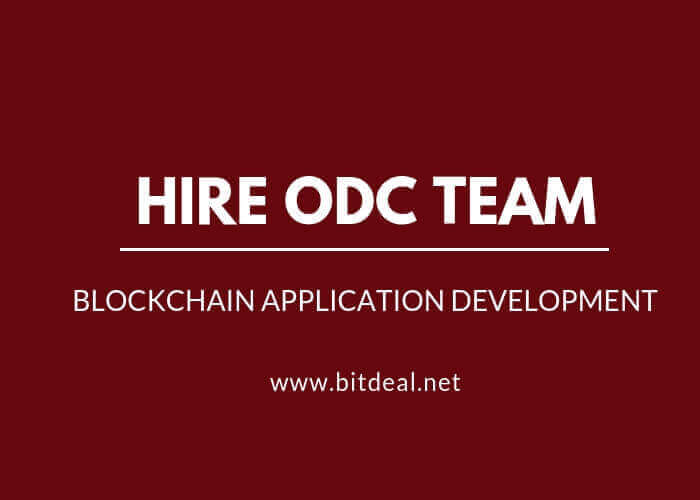 Hire Offshore Development Team (ODC) For Custom Blockchain Application Development
