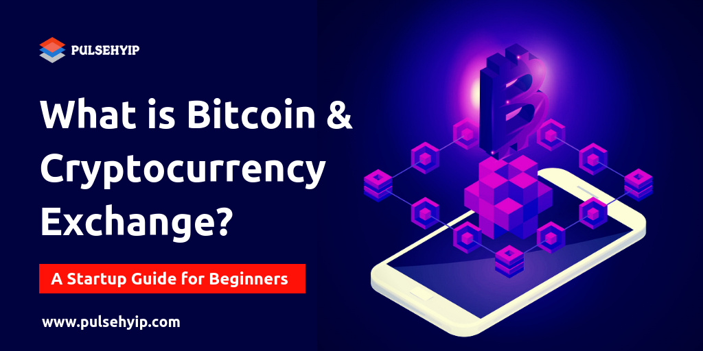 What is Bitcoin & Cryptocurrency Exchange? A step-by-step startup guide for Beginners