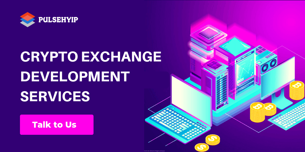 Cryptocurrency Exchange Platform Development Services