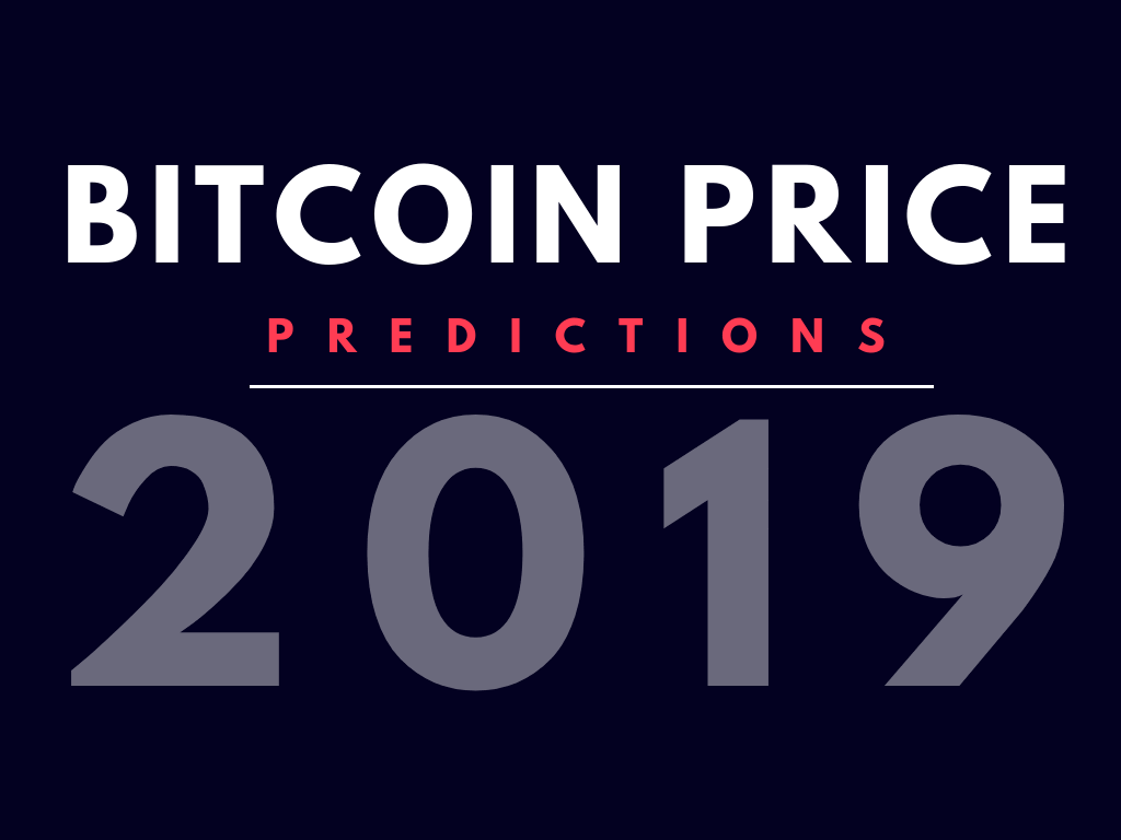 Bitcoin Price Predictions 2019
