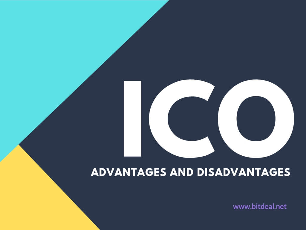Pros and Cons Of Initial Coin Offerings (ICO)