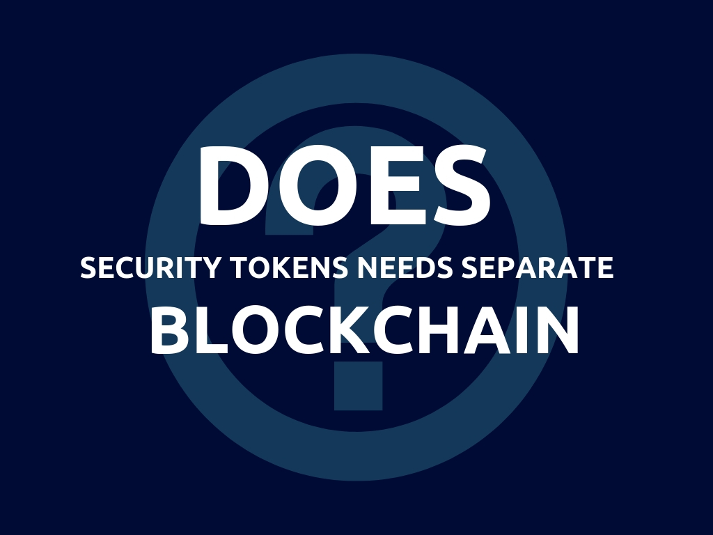 How Security Tokens Can Be Created In Blockchain?