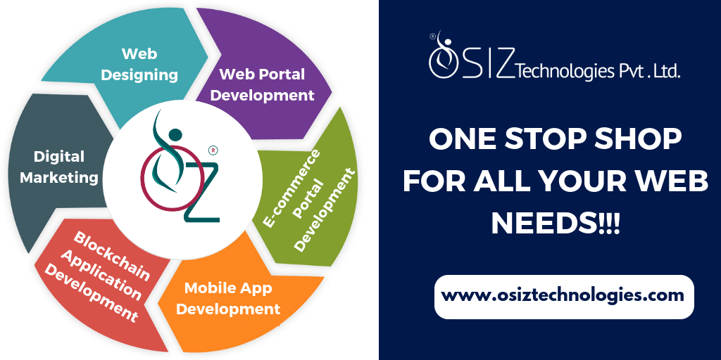 Enterprise Web, Mobile App & Blockchain Development Company