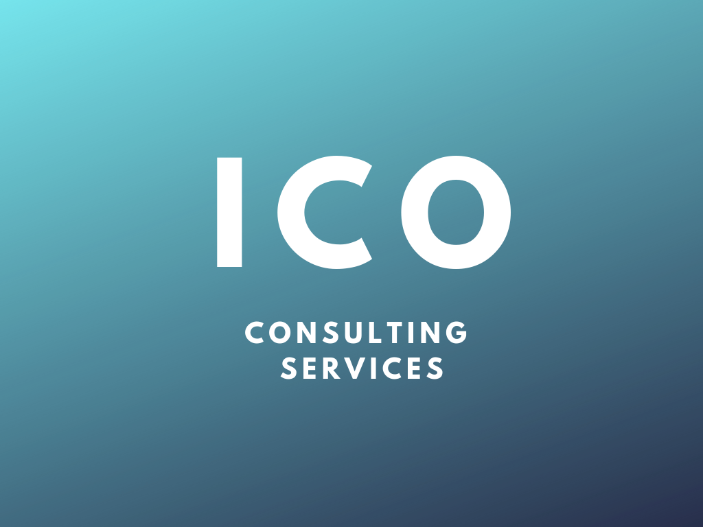 ICO Consultation Services