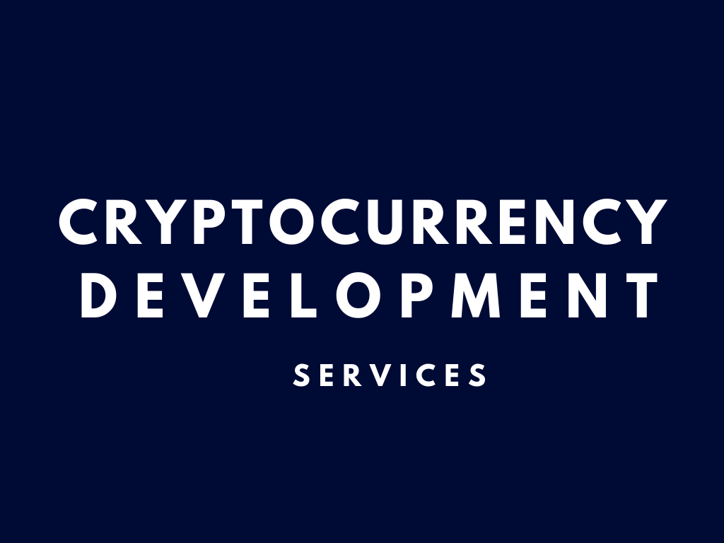 Crypto Coin Development Services