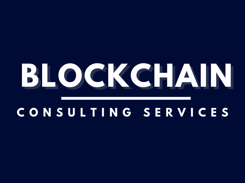Blockchain Consultation Services