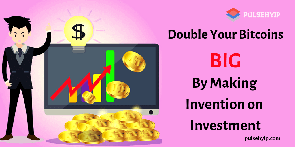 Bitcoin doubler script can make a big change in bitcoin investment business