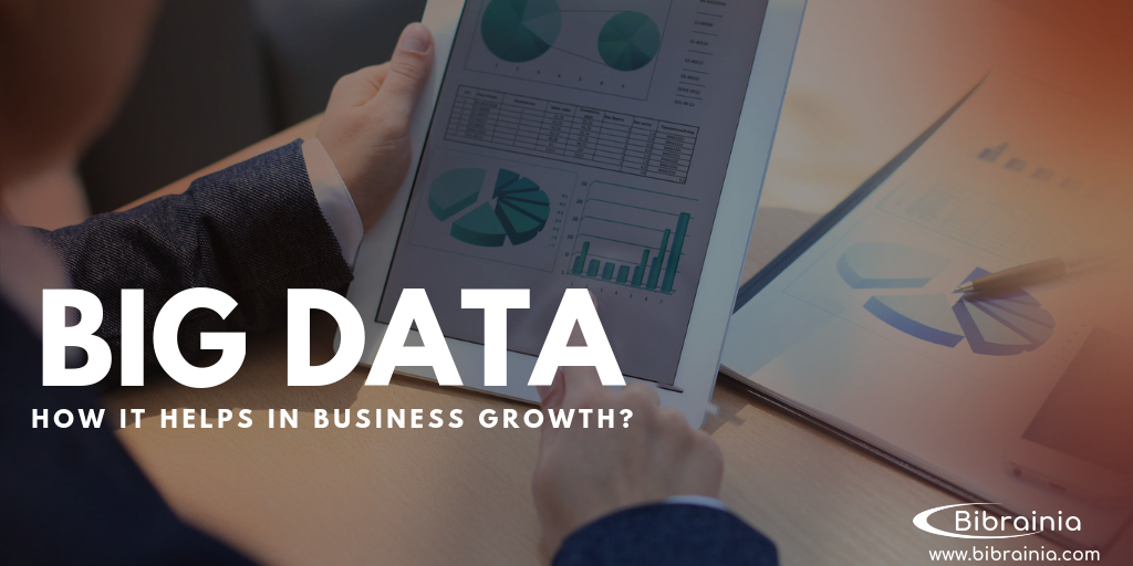 How Does Big Data help For Business Growth?